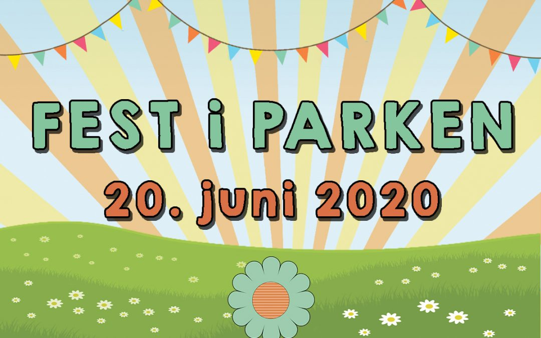 Fest i Parken 2020 – Billetsalget starter 1. december